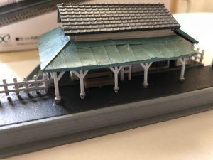 ローカル駅舎