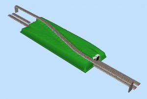 直線トンネル活用案