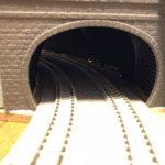 トンネルを作る(Nゲージ)