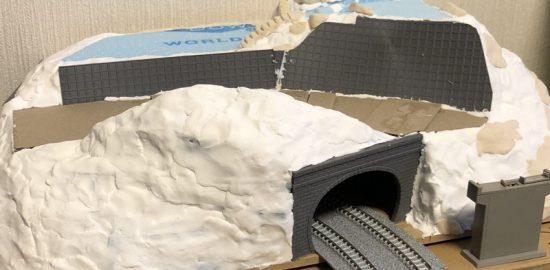 トンネル+立体交差