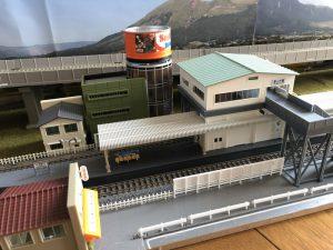 近郊駅(Nゲージ)