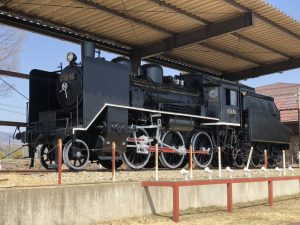 蒸気機関車C56形96号機