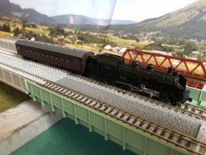C11蒸気機関車 KATO2002