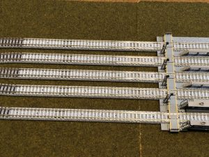 鉄道模型の車両基地