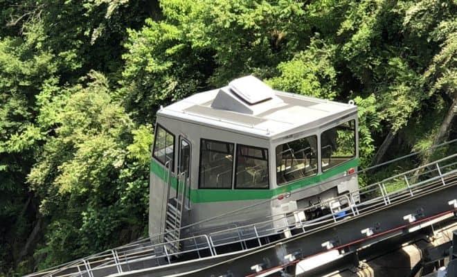 宮ヶ瀬ダム・インクライン