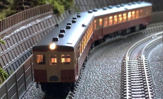 TOMIX92147 国鉄キハ17形ディーゼルカーセット Nゲージ