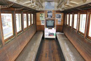 ホハ1木造客車