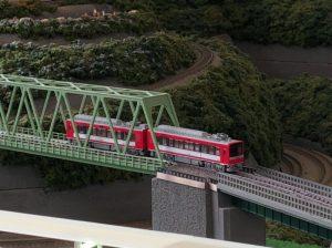 箱庭登山鉄道線