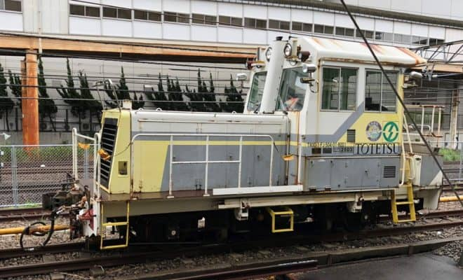 TMC-400 保線用モーターカー