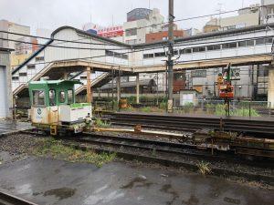JR東日本 保線車両