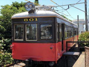 銚子電鉄デハ801形