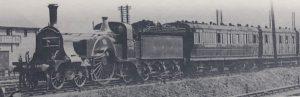 日本最初の鉄道