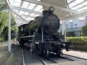 国鉄9600形蒸気機関車