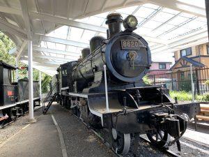 国鉄8620形蒸気機関車