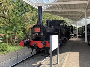 110形蒸気機関車(10号機関車)
