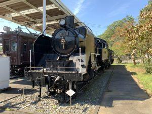 国鉄C11形蒸気機関車