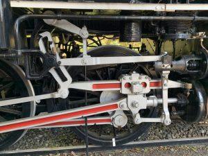 国鉄E10形蒸気機関車
