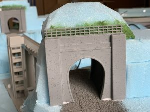Nゲージ・トンネル