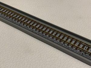 鉄道模型・高架橋自作