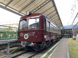 東武5700系5701号電車