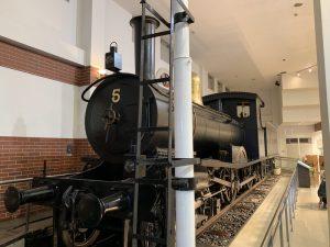 B1形5号蒸気機関車