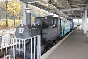 11号蒸気機関車