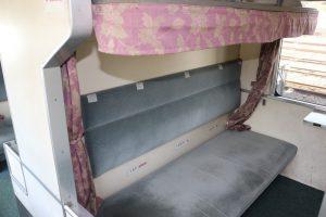 ブルートレインあけぼのB寝台