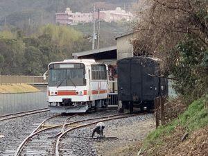 紀州鉄道キテツ1