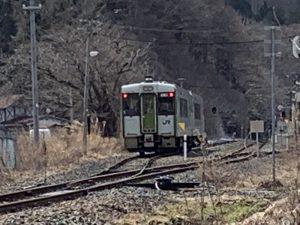 JR山田線キハ100形