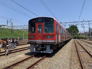 箱根登山鉄道レーティッシュ塗装