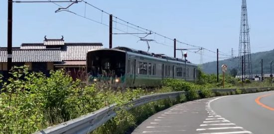 JR小浜線(JR西日本) JR西日本125系電車