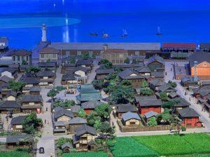 敦賀赤レンガ倉庫・鉄道と港の「ジオラマ館」