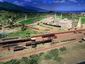 鉄道と港の「ジオラマ館」敦賀