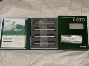 キハ85系 ワイドビューひだ・ワイドビュー南紀 4両基本セット KATO 10-1404
