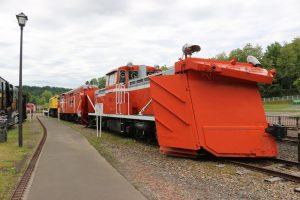 DD14 1(ロータリー式除雪機関車)DD15