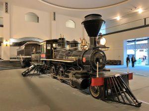 7100形蒸気機関車