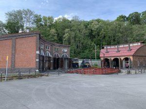旧手宮機関庫