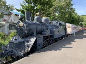 蒸気機関車C12 6