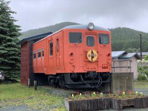 キハ12形 23 として登場したキハ40 764号気動車
