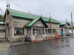 鉄道員(ぽっぽや)の幌舞駅