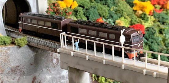 DD50形ディーゼル機関車