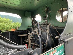 2号蒸気機関車(123号蒸気機関車)