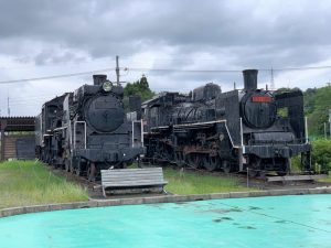 C57形蒸気機関車189 C58形蒸気機関車390