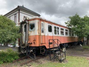 加悦鉄道キハ10 18