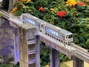 鉄道模型「出張」イベント用レイアウト貸出レンタル設置(Nゲージ・ジオラマ)