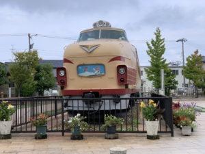 489系電車クハ489-501