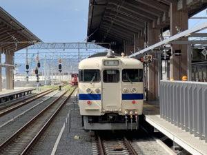 JR九州・普通列車