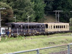 くま川鉄道KT-501とKT-503