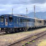 くま川鉄道開業30周年記念ヘッドマーク