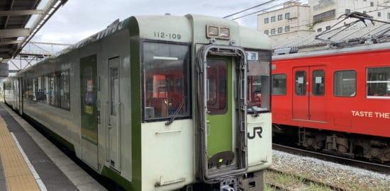 キハ110系気動車